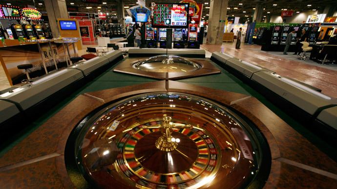 Putin proposes setting up gambling zone in Crimea