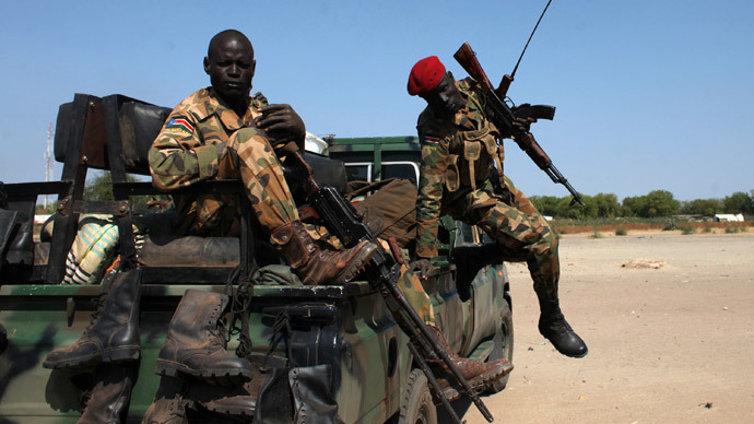 UN: South Sudan rebels killed hundreds in ethnic cleansing of captured oil city