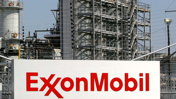 Exxon shuts UK pipeline after oil theft