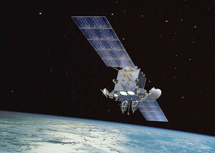 AEHF (Advanced Extremely High Frequency) Satellite (image from wikipedia.org by USAF)