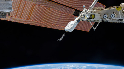 Space junkyard: New tech designed to combat dangerous trash in orbit