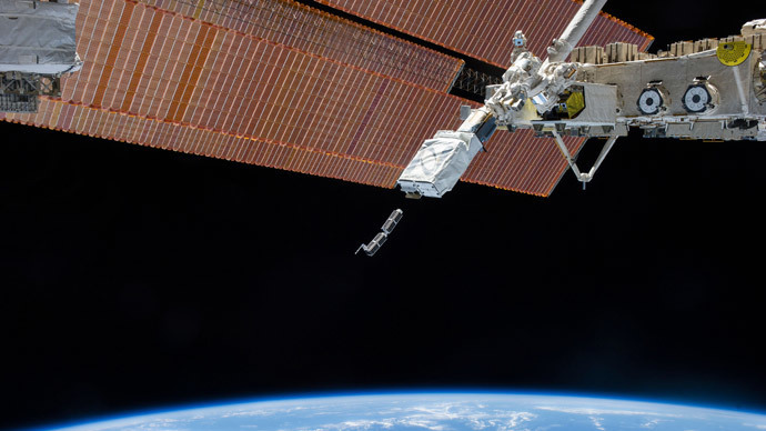 Space terrorism, floating debris pose threats to US