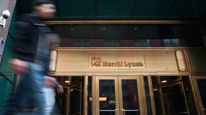 Merrill Lynch unveils $8 million 'boys club'