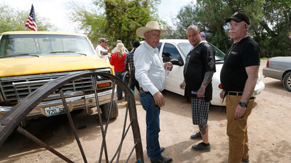 FBI investigates Bundy ranch supporters