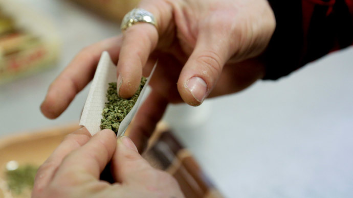 Vote to legalize marijuana pushed back in Alaska