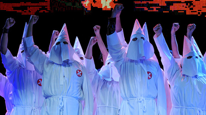 Candy from strangers: KKK recruiting with sweets and white power