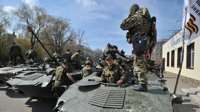 Kiev must immediately de-escalate east Ukraine crisis, call back troops - Moscow