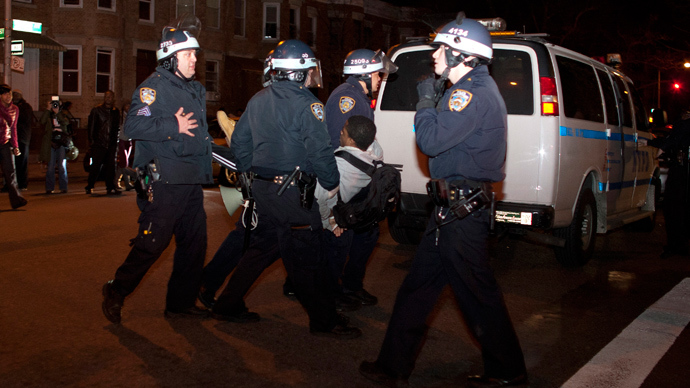 NYPD Twitter campaign implodes, flooded with photos of police abuse
