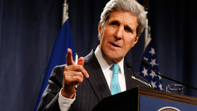 Cold War diplomacy was easier to handle, Kerry says