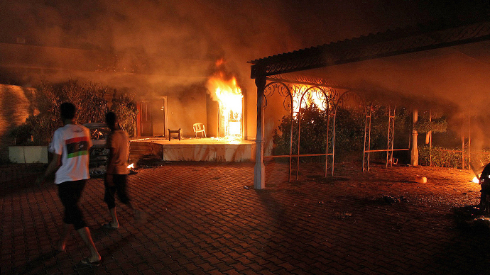 Benghazi attack resulted from US 'allowing arms deliveries' to militants