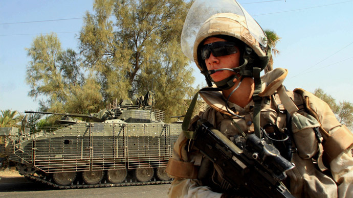 Number of UK Afghan war veterans seeking mental help doubles in a year