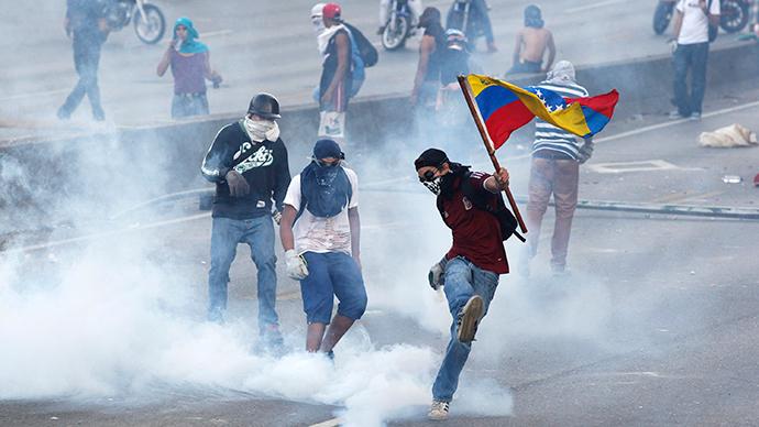 US inciting civil war in Venezuela to get its oil – Bolivia's Morales
