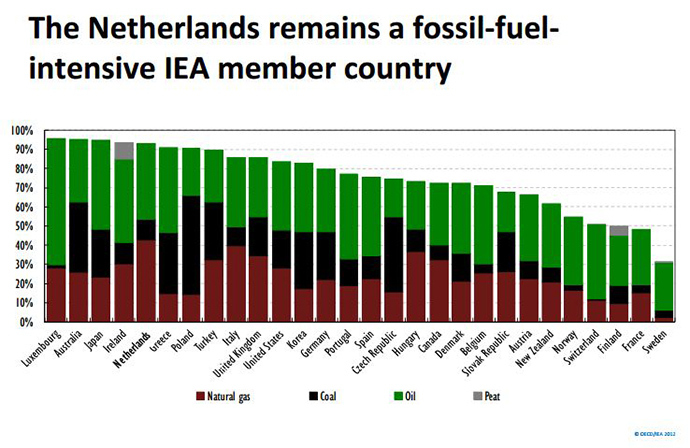 Screenshot from www.iea.org