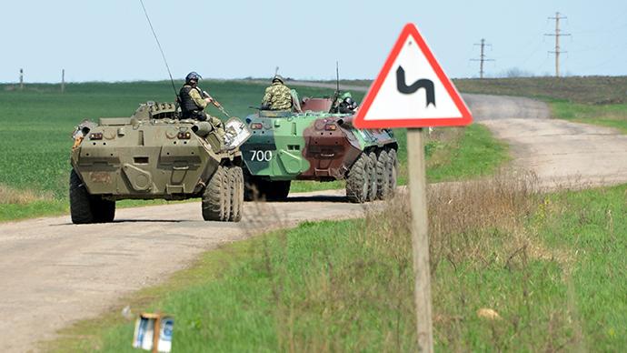 Putin: Kiev authorities are junta if they use force against civilians