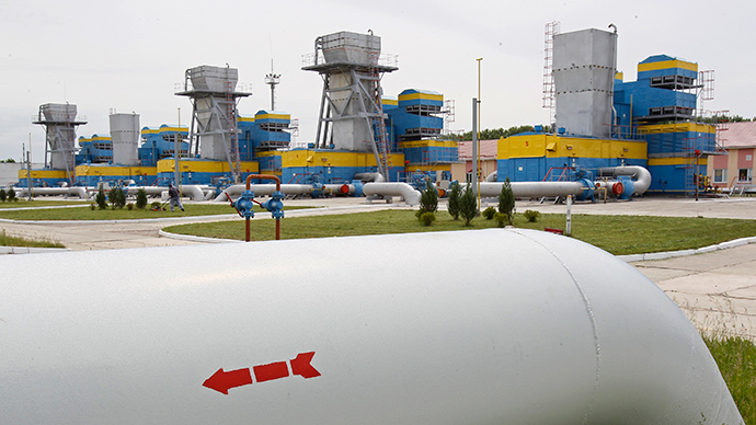 ​Gazprom sends Ukraine $11.4bn bill for unshipped gas
