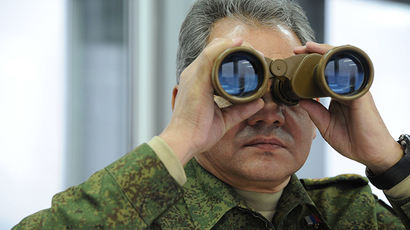 ​Russia questions NATO military buildup near border