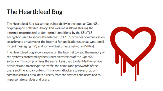Internet giants unite to fight against a second Heartbleed