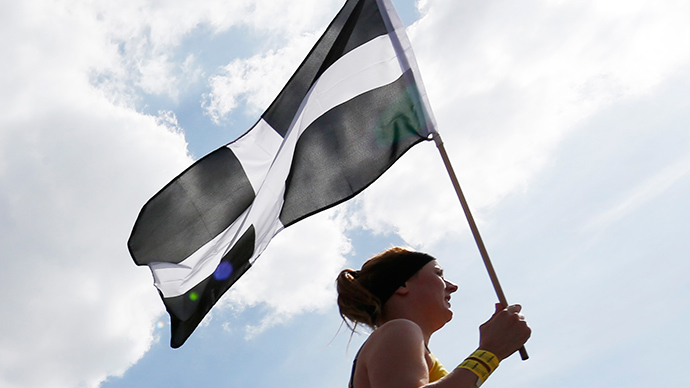 More than pirates 'n' pasties: Cornish get same minority rights as Scots
