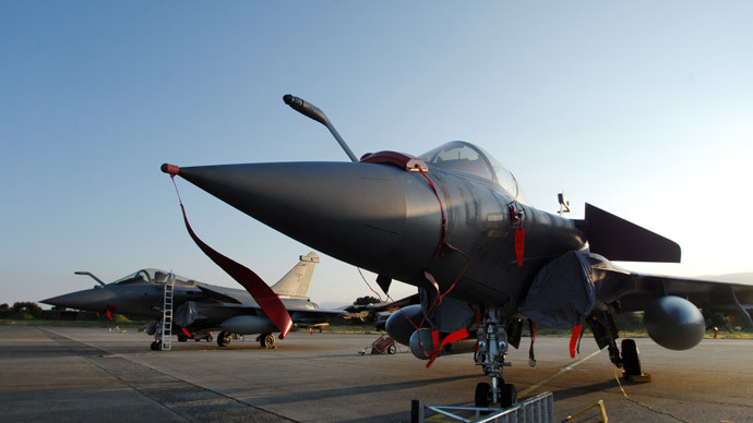 France to send fighter planes for NATO Baltics patrols