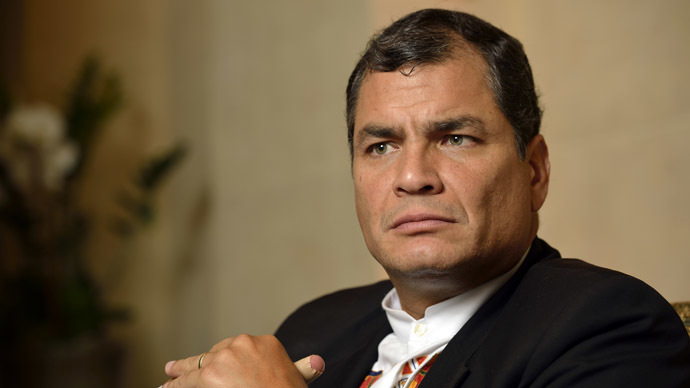 Ecuador set to create state-backed digital currency... to ditch dollar?