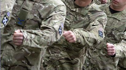Number of UK Afghan war veterans seeking mental help doubles in a year