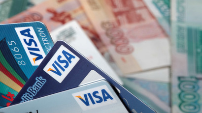 Visa, MasterCard to pay $3bn to stay in Russia - Morgan Stanley