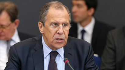 'Russian agents captured in Ukraine? Show them!' – Lavrov