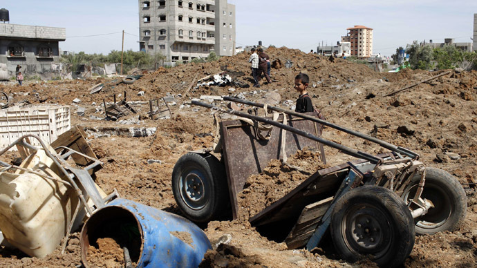 'Committing a war crime': HRW calls for Israel to stop shooting at Gaza civilians