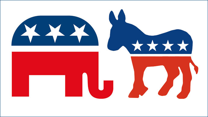 Rasmussen: Americans disillusioned by both political parties