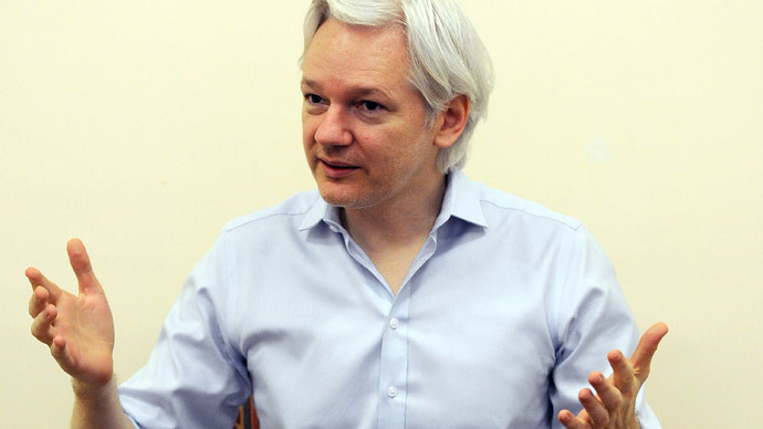 Assange stakeout costs Londoners $9 mn