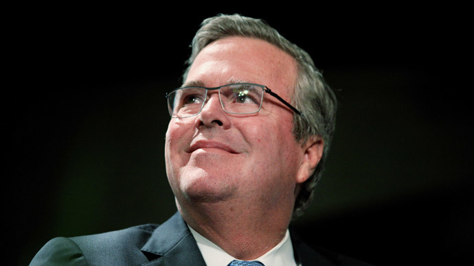 George H.W. Bush wants Jeb to run for president