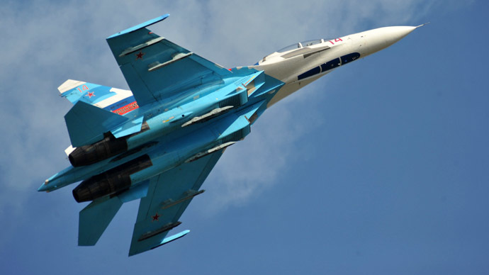 Russian planes have not entered Ukrainian airspace - Moscow