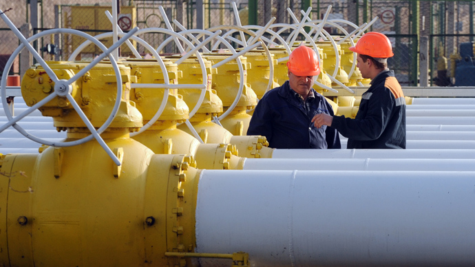 Gazprom to cut supplies to Ukraine from June if no prepayment