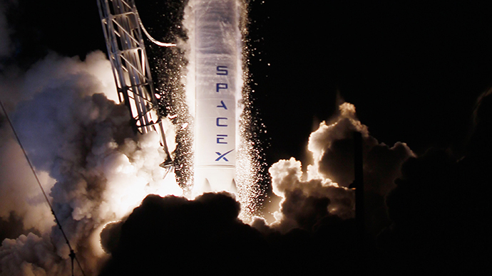 SpaceX to challenge US Air Force rocket monopoly, citing Russia sanctions risk