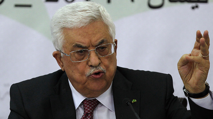 Palestinian president calls Holocaust 'most heinous crime' in modern history