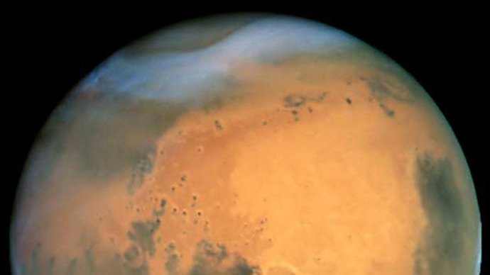Water was flowing on Mars 200,000 years ago – scientists