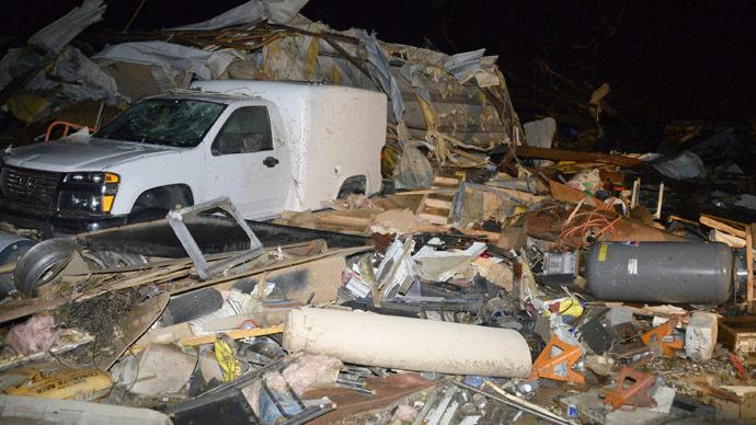 Mayflower Arkansas devastation: Deadly tornado destroys everything in its path