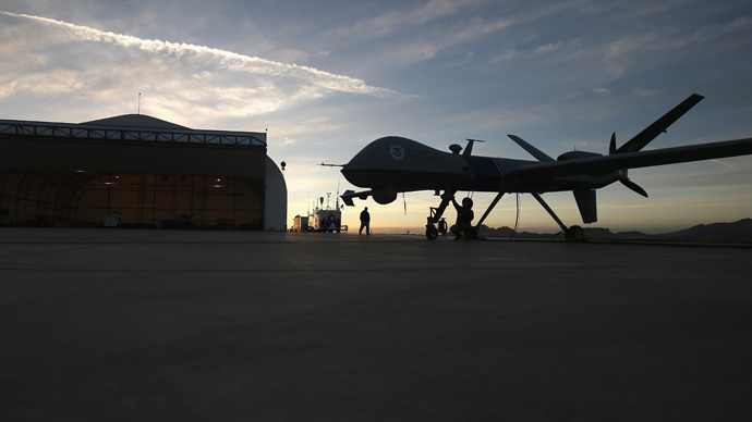 ​Disclosure of drone-strike victims dropped from Senate bill