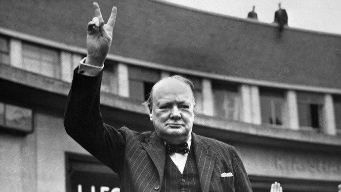 UK party leader arrested for quoting Churchill on Islam