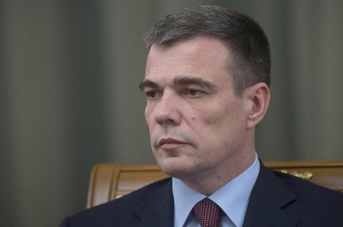 Minister for Crimea Oleg Savelyev (RIA Novosti / Sergey Guneev)