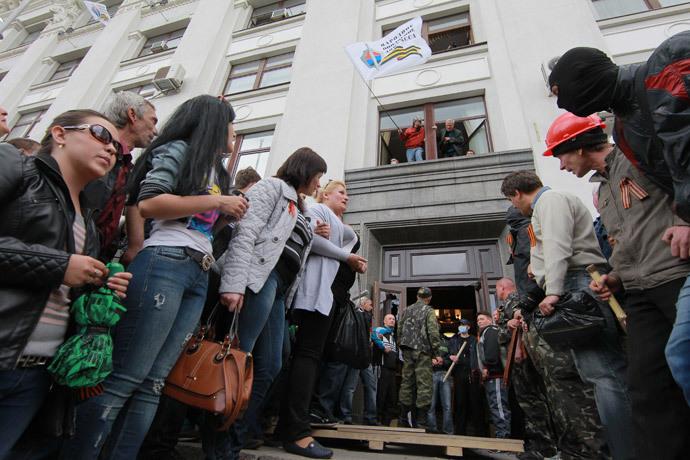 RIA Novosti / Vitaly Belousov