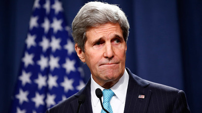 Trans-Atlantic global leadership at stake in Ukraine – Kerry