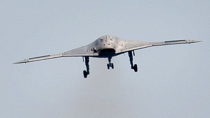 Japan-based US drones to spy on China, N. Korea – report
