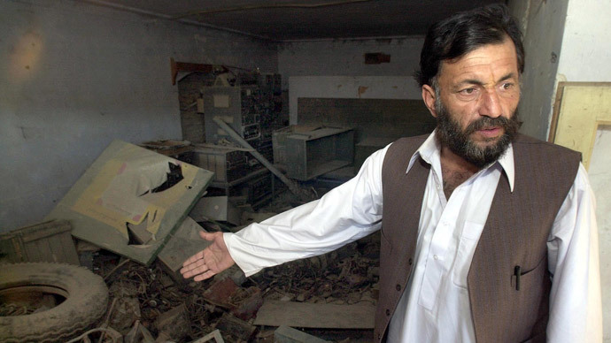 Afghanistan's 'torturer in chief' settles down in pink California home