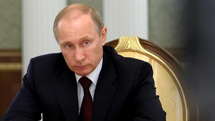 Putin: Washington behind Ukraine events all along, though flying low