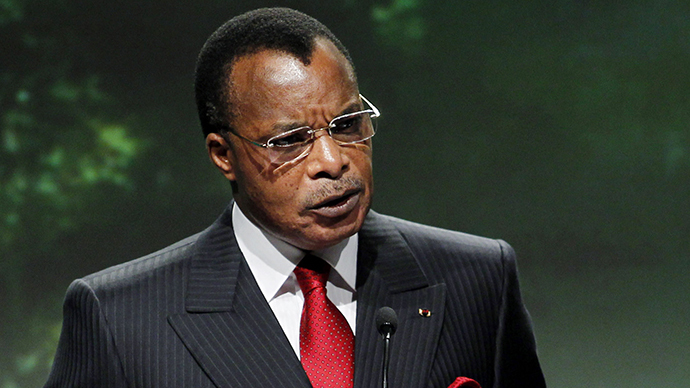 Africa needs Russia - Republic of the Congo President