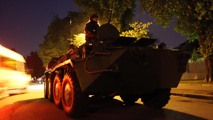 4 dead in Ukraine's Odessa as pro- and anti-Maidan rallies clash