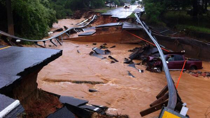 Deadly storms cause massive flooding in Florida and Alabama (PHOTOS, VIDEO)