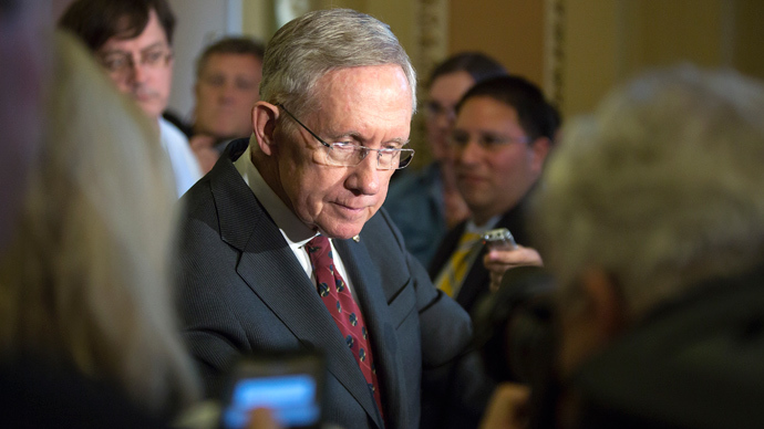 Bundy supporters accuse Harry Reid of provoking civil war