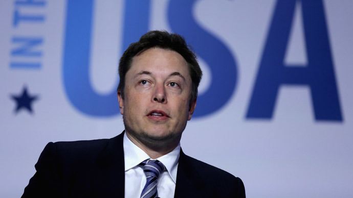 Elon Musk plans to take people to Mars within 10 years